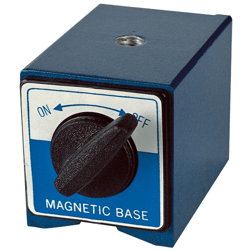 Magnetfuß für Messstative mit Gewindeanschluß