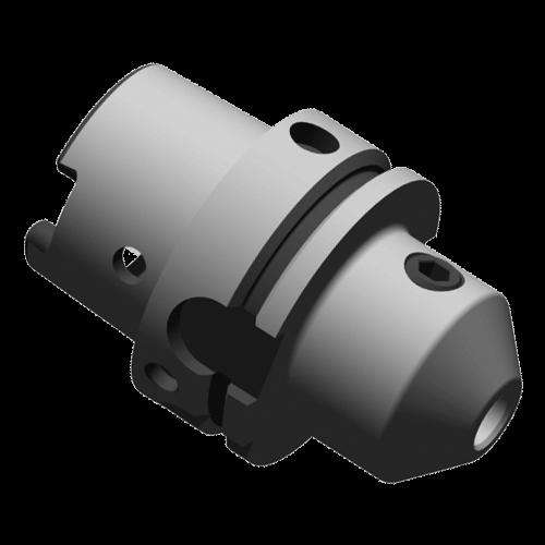 Fräseraufnahme mit Kühlkanal HSK-A DIN 69893