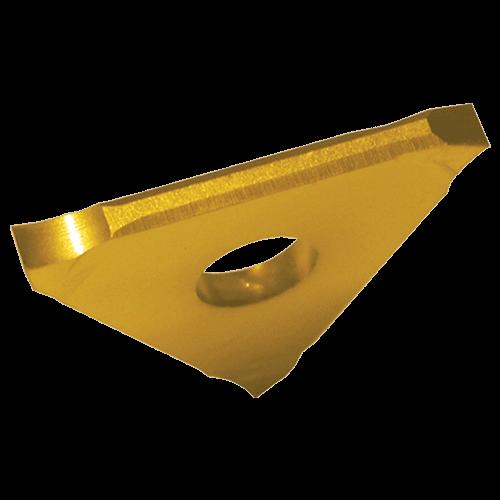 Wendeschneidplatte für Sicherungsringeinstich, System 312