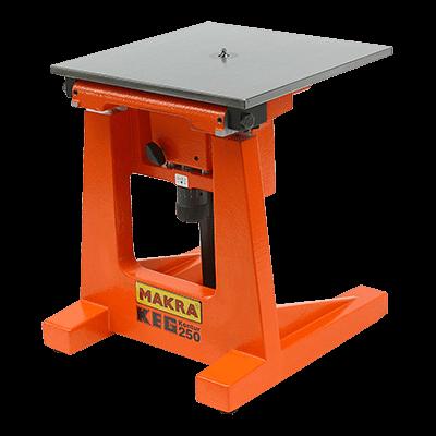 Edge deburring unit, KEG 250 / 1050W