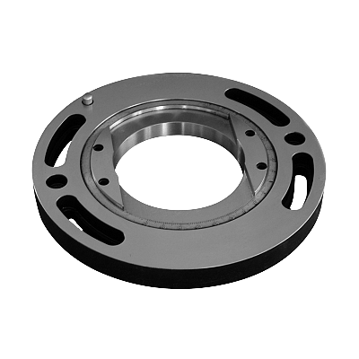 Swivel plate for Zentra vice CMC / SVC