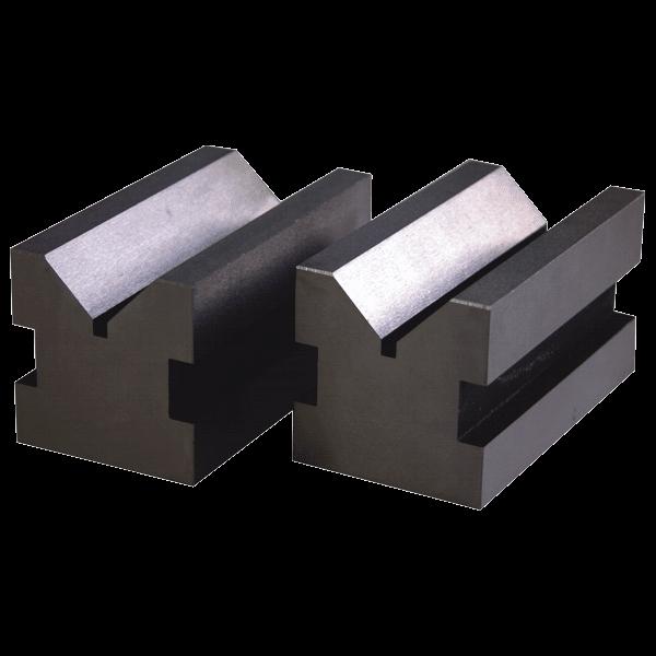 Prismenpaar DIN 876/0, gehärtet, Typ 546