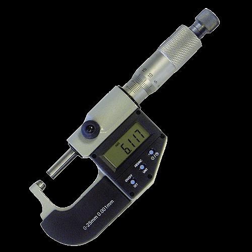 Digitale Bügelmessschraube Typ 6027