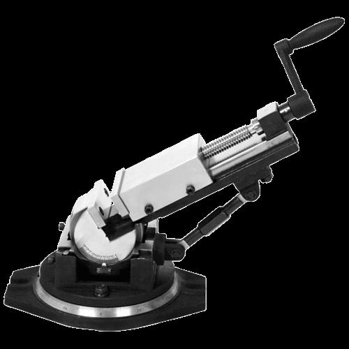 3-axes vice mechanical MSK3