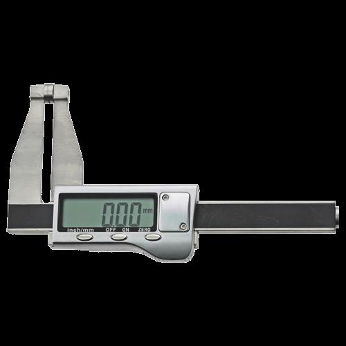 Digitaler Teller-Messschieber zur Blechdickenmessung, 6708