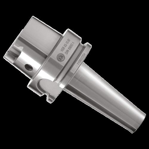 Fräseraufnahme für Einschraubfräser HSK-A DIN 69893