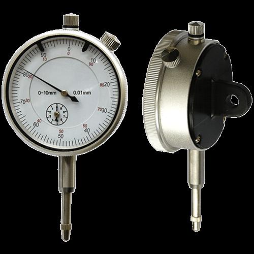 Messuhr Analog mit Einspannöse Typ 630/E, Messbereich 10 mm