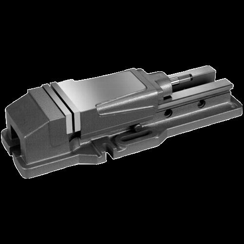 Maschinenschraubstock mit Hydraulikspindel Serie FHS2