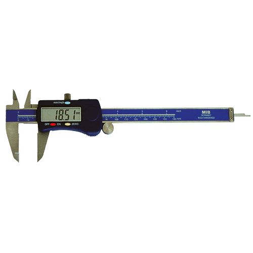 Precision pocket caliper digital, with roller, type 601