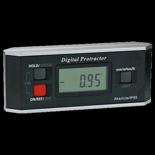 Digital Neigungsmessgerät mit Aluminiumrahmen, Typ 571