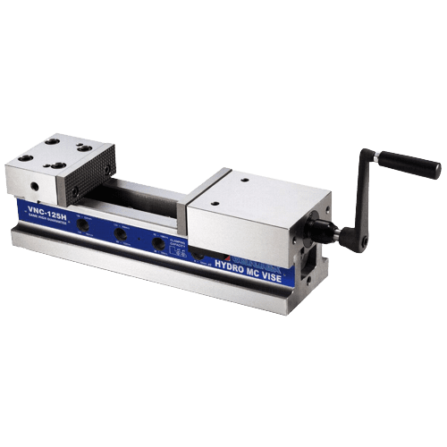 VERTEX hydraulic vice series VNC