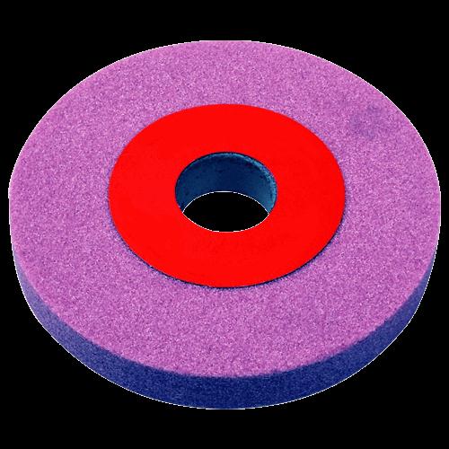 Schleifbock Schleifscheibe, Edelkorund, ISO-Form 1