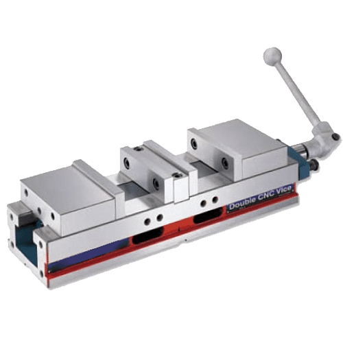 Double clamp - precision vice type HDL