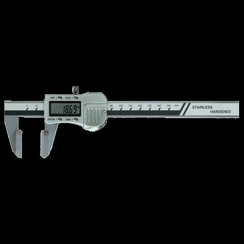 Digitaler Messschieber für Drahtseil, mit großen Messflächen, Typ 622