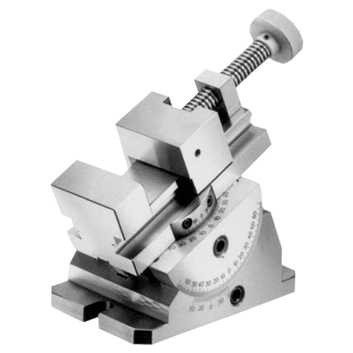 Sine vice with spindle, 2 levels, TMV-SB2