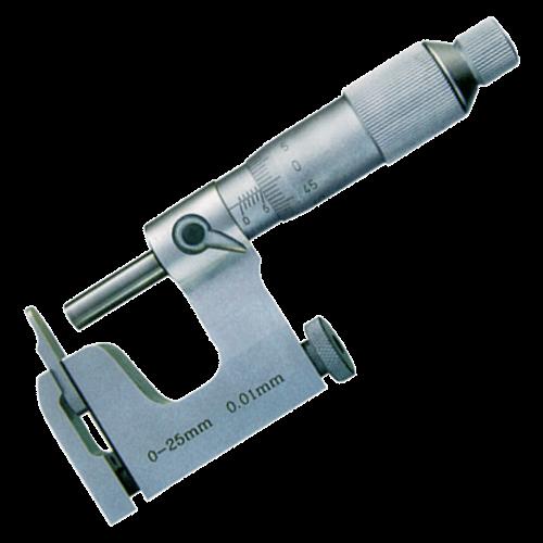 Universal-Bügelmessschraube analog Typ M108, 0 - 25 mm