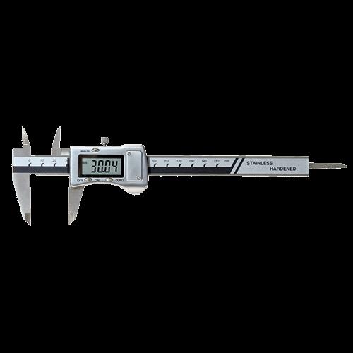 Präzisions Taschenmessschieber digital, Metallgehäuse, Typ 604