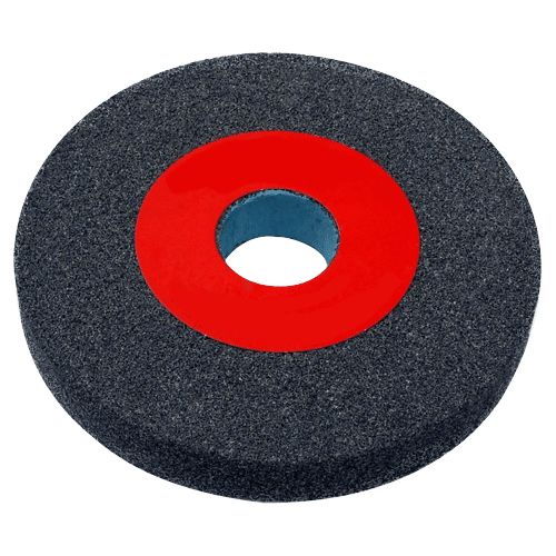 Straight grinding wheel for double grinders, standard corundum, ISO form 1
