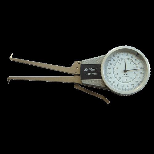 Innen-Schnellmesstaster mit Uhr, Typ 6030