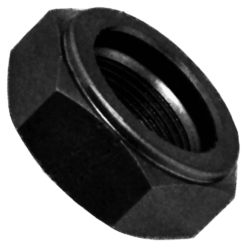 Draw-off nut for fixed centring cones