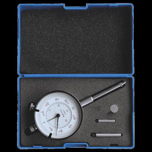 Messuhr mit Verlängerungen und Tellereinsatz, Typ 636/4