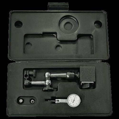 Fühlhebel-Feinmessgeräte im Satz mit Magnetständer, S511