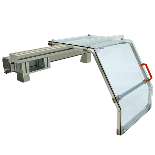 Drehfutterschutz für Drehmaschinen FS 20