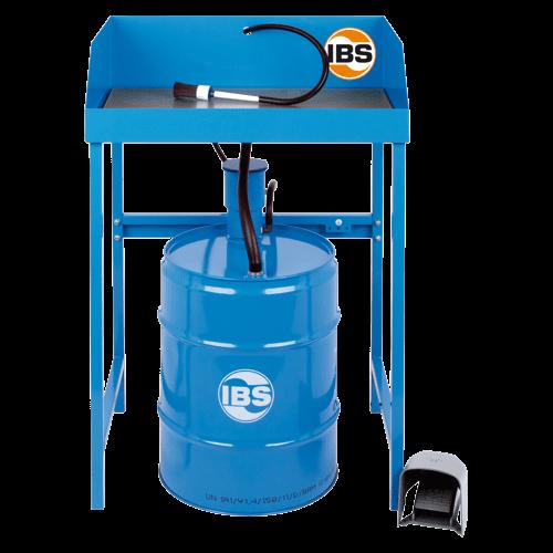 IBS-Teilereinigungsgerät Typ BK 50