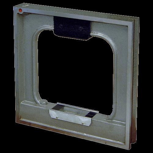 Rahmenwasserwaage aus Spezial-Grauguss, Typ 580