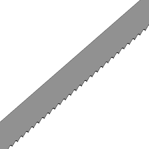 WESPA BITEC M 42, Band saw blade 20 x 0.90 x 2.360mm