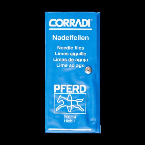 PFERD Präzisions-Nadelfeilen-Satz CORRADI®