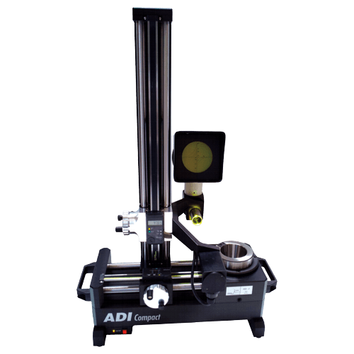 Werkzeugvoreinstellgerät ADI compact, mit 20fach Optik