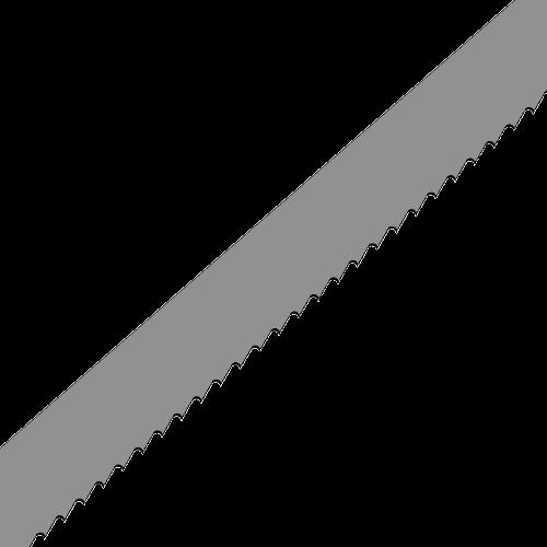 WESPA BITEC M 42, band saw blade 27 x 0.90 x 2.950mm