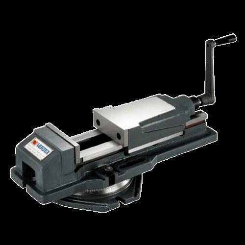 VERTEX Hydraulikschraubstock mit Drehplatte Serie VH