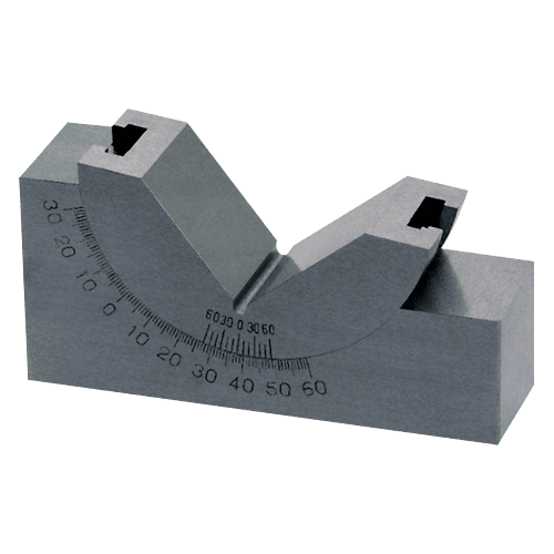 Angular prism, adjustable -30° to +60