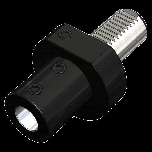 VDI tool holder DIN 69880 Form E1