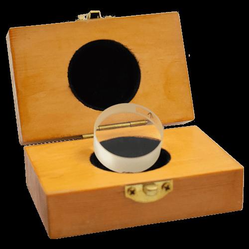 Optisches Planglas 0,1 µm