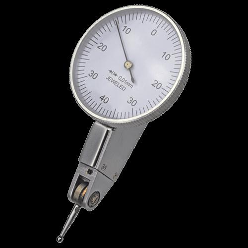 Fühlhebelmessgerät DIN 2270 mit Hartmetallkugel, Typ K030