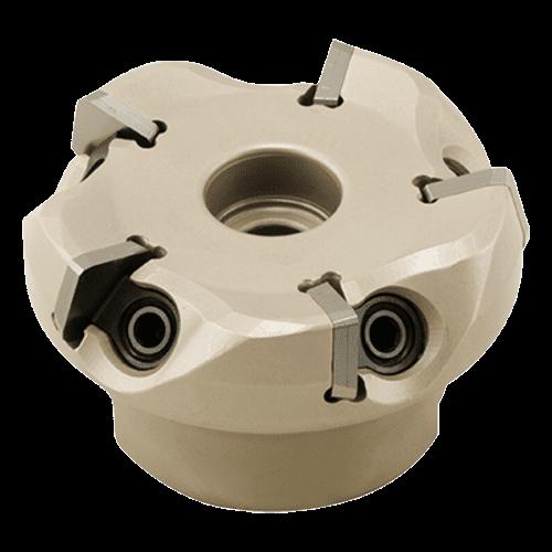 Facing cutter head 75° for SPKN 1203 inserts