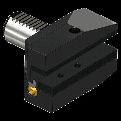 VDI tool holder DIN 69880 form B8, left, long