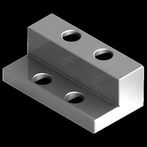 Schraubstockbacken, bewegliche Stufenbacken für Typ MC2