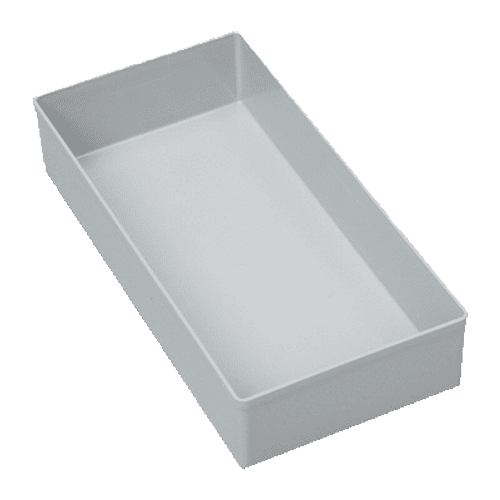 Open fronted storage bins 456304 for EuroPlus Flex, Pro, - M -, and Pro, - S -
