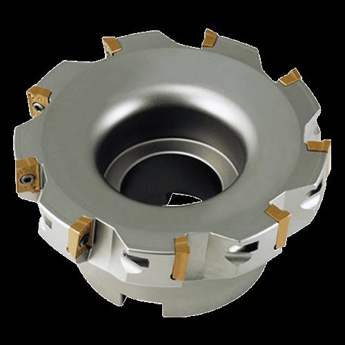Shoulder Milling Cutter 90°, for APKT inserts
