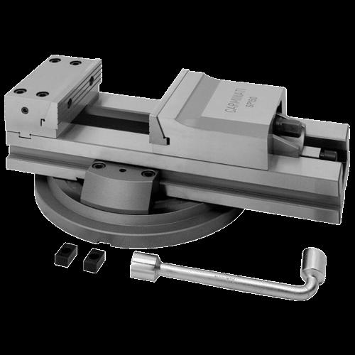 Präzisionsschraubstock mit Niederzugbacken SP.81