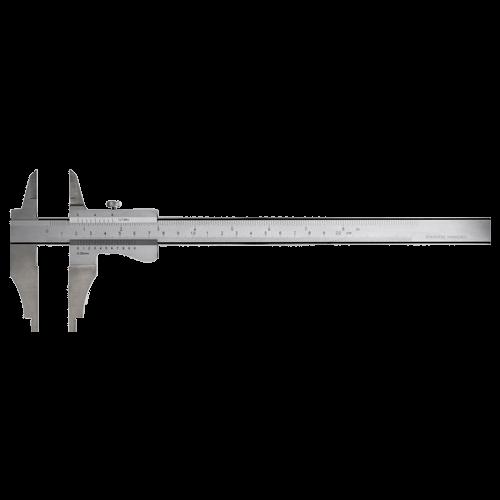 Werkstatt-Messschieber mit Spitzen, Typ AZC 39