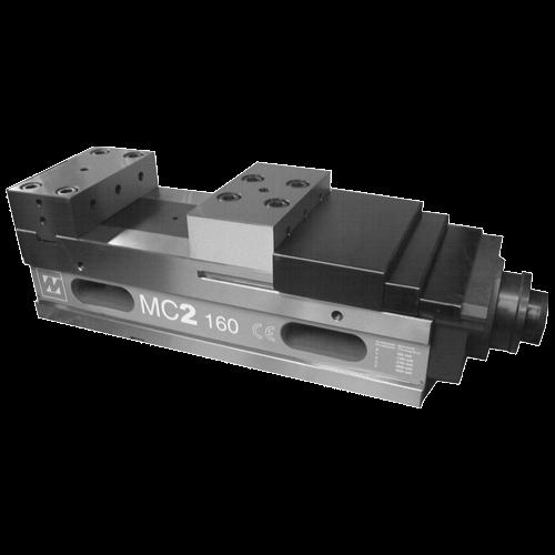 High precision power vise, type MC2