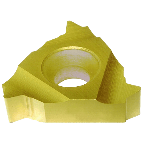 Solid profile thread cutting insert ISO CP830, 60° female thread