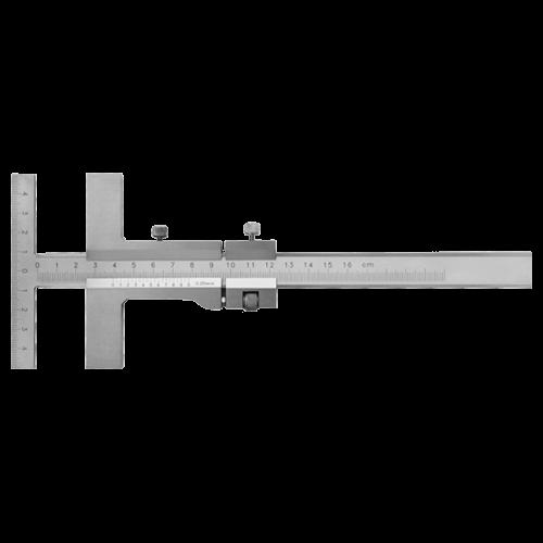Präzisions-Anreiß-Messschieber mit Feineinstellung, Typ C017