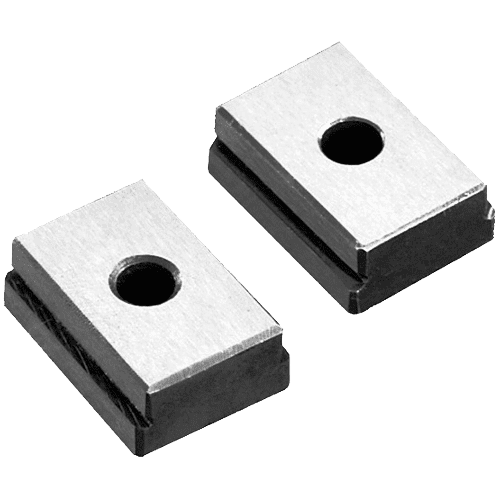 Fitting block - fixed slot nut, 2 pieces