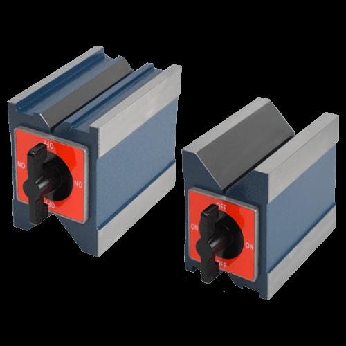 Magnet-Mess- und Spannprisma, Genauigkeit 0,01 mm, Typ 540/S